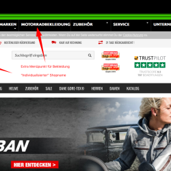 Online Shop Zager